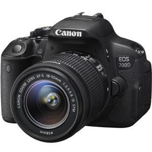 Canon EOS 700D Kit 18-55 DSLR Digital Camera